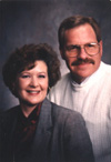 Ron and Laurie